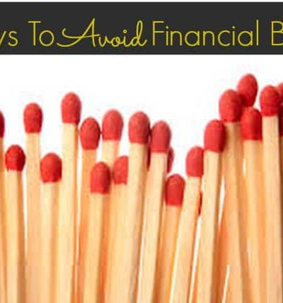 How to avoid financial burnout