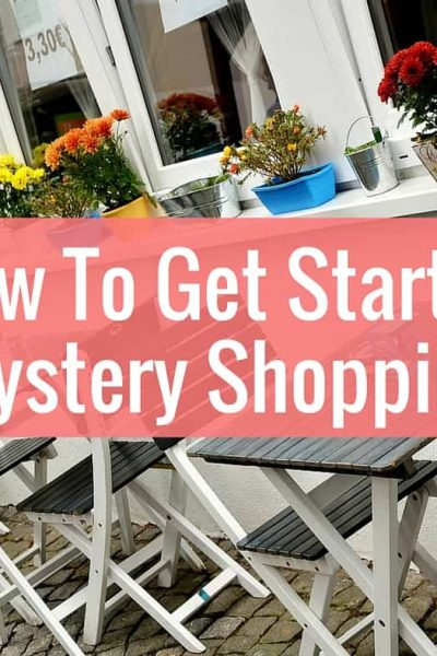 Learn how to get stared mystery shopping.