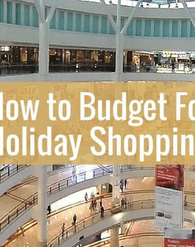 Do you have a spending budget for the holidays? Here are some tips to control your spending budget.